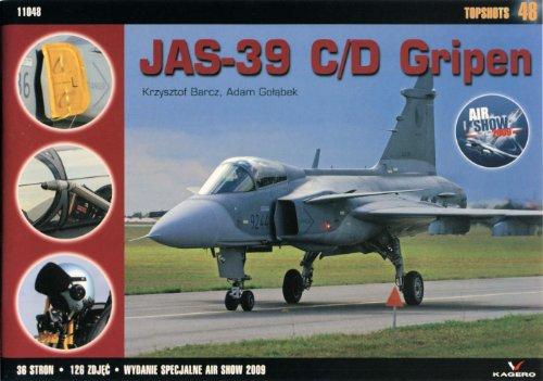Topshots 11048 - JAS-39 C/D Gripen: Barcz, Krzysztof &