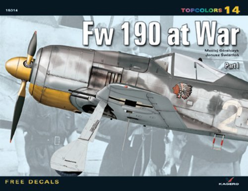 9788361220602: Fw 190 at War (Topcolours KG15014) (TopColors)