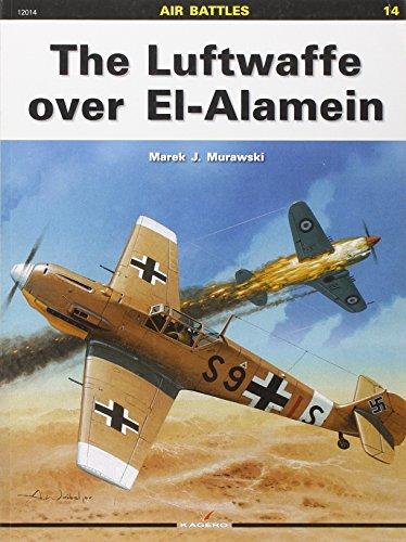 9788361220688: The Luftwaffe Over El-Alamein (Air Battles)