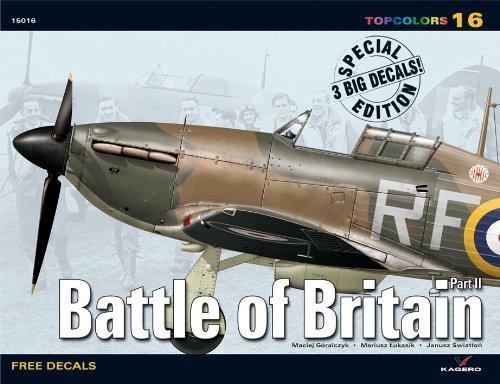 9788361220701: Battle of Britain Part II (TOPCOLORS Series 15016) (Mini Topcolors)