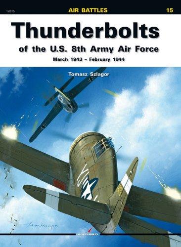 Thunderbolts Of The U.S. 8th Army Air: Szlagor, Tomasz, Swiatlon,
