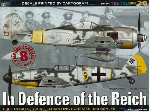 In Defence of the Reich TOPCOLORS 20