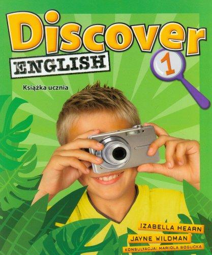 9788361243304: Discover English 1 Ksiazka ucznia
