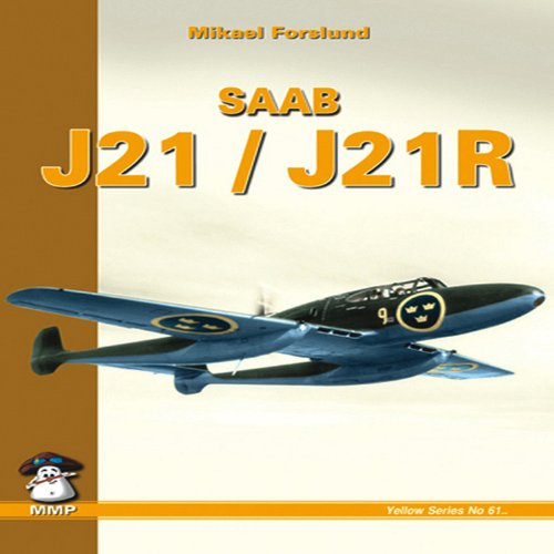 9788361421085: Saab J21/J21R (Yellow (MMP Books))