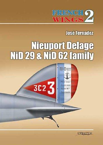 9788361421214: Nieuport-Delage Ni-D 29 & Ni-D 62 Family