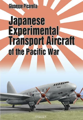 9788361421412: Japanese Experimental Transport Aircraft of the Pacific War (Orange Series)