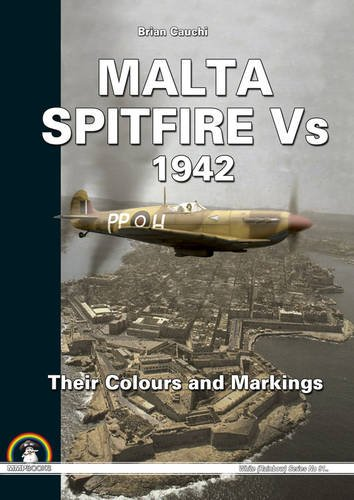 MALTA SPITFIRE Vs-1942 Their Colours and Markings