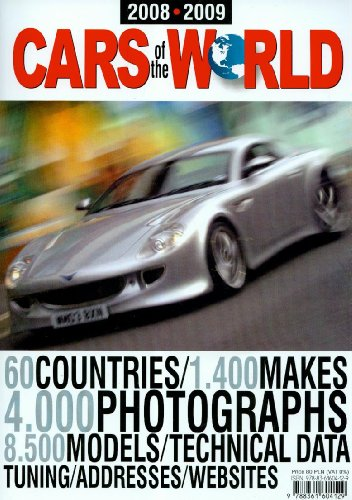 9788361604129: Cars of the world