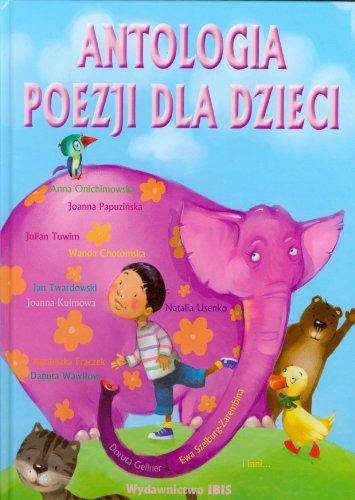 9788361804581: Antologia poezji dla dzieci