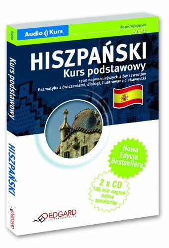 9788361828174: Hiszpanski Kurs Podstawowy + CD