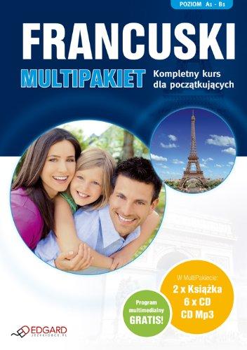 9788361828297: Francuski Multipakiet: Kompletny kurs dla poczatkujacych