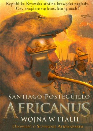 9788361989868: Africanus. Wojna w Italii (Polska wersja jezykowa)