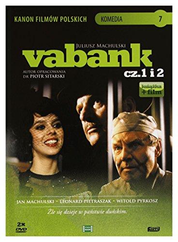 9788362086160: Vabank [DVD]+[KSIĄŻKA] (English subtitles)