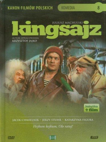 Polish Movie Canon: Kingsajz, PAL, Region 2: Jolanta Hartwig, Juliusz