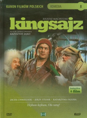 9788362086177: Polish Movie Canon: Kingsajz, PAL, Region 2