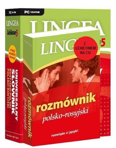 9788362169955: Rozmównik polsko-rosyjski z Lexiconem na CD