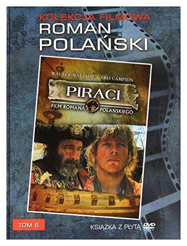 9788362176526: Pirates [DVD] (English audio)