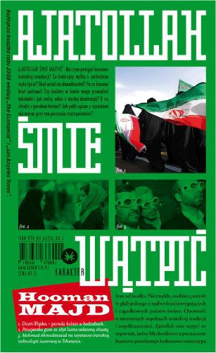 Ajatollah smie watpic Paradoks wspolczesnego Iranu: Hooman Majd