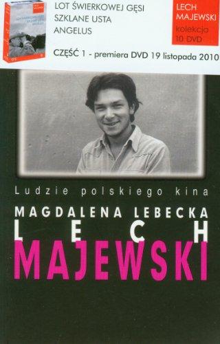 9788362610044: Lech Majewski Ludzie polskiego kina