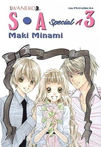 9788362866137: S. A. Special A tom 3 - Maki Minami [KSIĄ??KA]