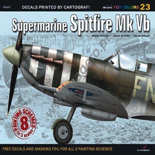 9788362878116: Supermarine Spitfire Mk Vb
