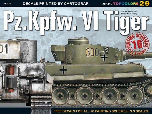 Pz.Kpfw. VI Tiger: Jaszczolt, Marek