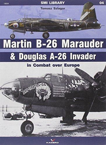 9788362878352: Martin B-26 Marauder & Douglas a-26 Invader in Combat over Europe (SMI Library 19004)