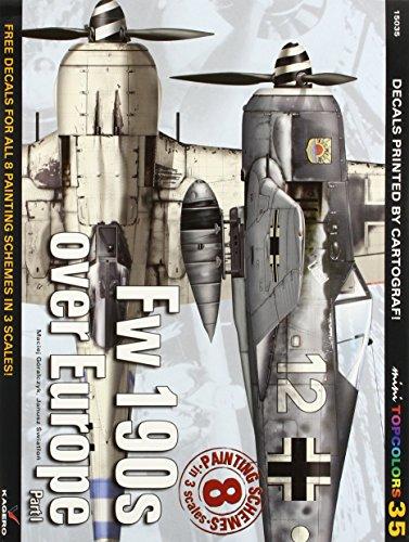 Fw 190s over Europe: Swiatlon, Janusz