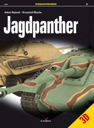 9788362878833: Jagdpanther (Photosniper 3D)