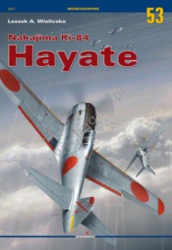 Nakajima Ki-84 Hayate [With Scale Drawings] (Monographs): Wieliczko, Leszek A.