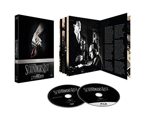 """9788363242961: Schindler's List [DVD]+[Blu-Ray]+[KSIÄ""""??KA] [Region 2] [Region B] (IMPORT) (No hay versión española)"""