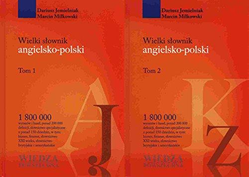 9788363556334: Wielki slownik angielsko-polski t.1/2