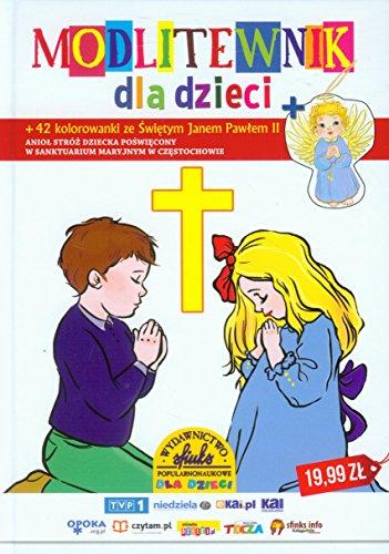 Modlitewnik dla dzieci: Praca Zbiorowa