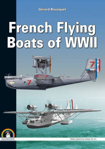 9788363678067: French Flying Boats of WWII