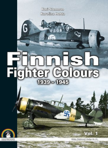 Finnish Fighter Colours Vol. 1: Stenman, Kari; Holda, Karolina