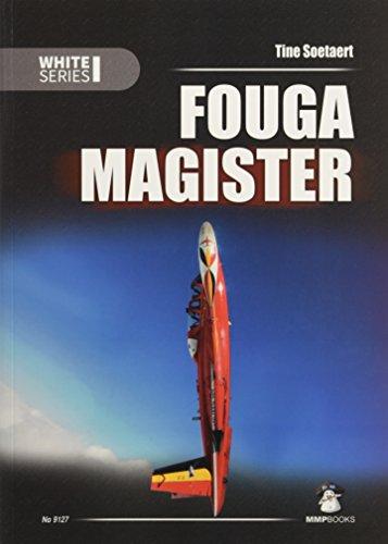 9788363678388: Fouga Magister (White Series)