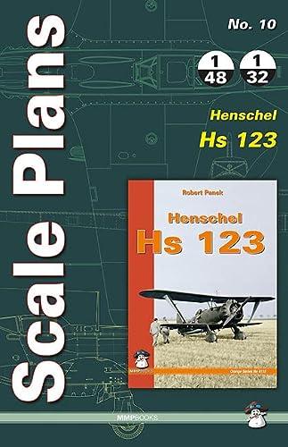 Scale Plans Henschel Hs 123: Karnas, Dariusz