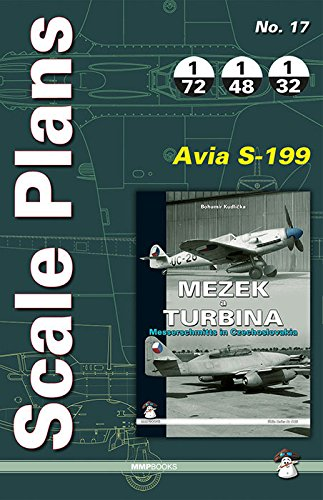 9788363678715: Scale Plans No. 17 Avia S-199 (Scale Models)