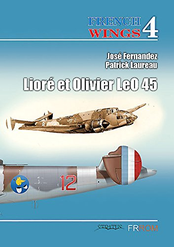 9788363678784: French Wings No. 4: LeO 45