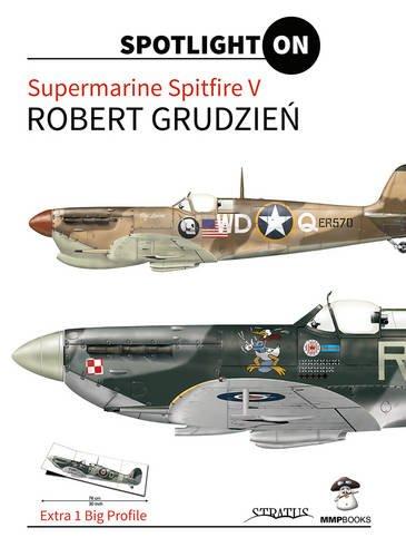 9788363678814: Supermarine Spitfire V (Spotlight ON)