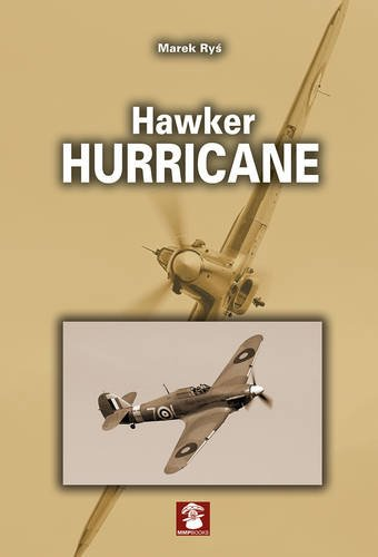 9788363678883: Hawker Hurricane