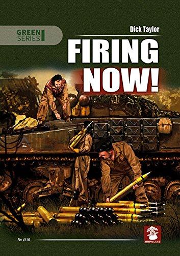 Firing Now!: Tank, Anti-Tank and Self-Propelled Artillery Ammunicion UK & USA 1939-1945 (Green ...