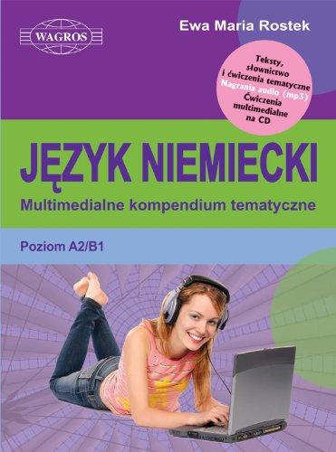 9788363685065: Jezyk niemiecki Multimedialne kompendium tematyczne
