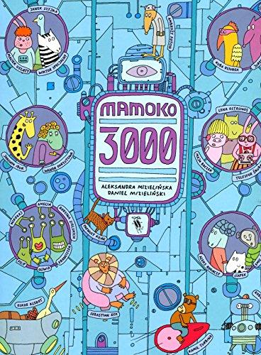 9788363696047: Mamoko 3000