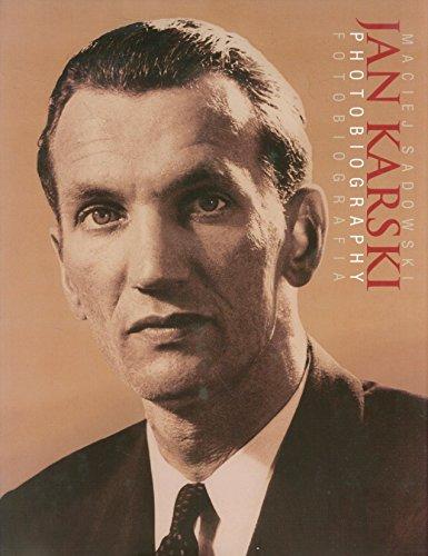 Jan Karski Fotobiografia [Hardcover] [Jan 01, 2014] Sznajder Mirosaw Sadowski Maciej: Sznajder ...