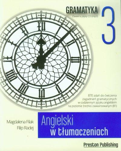 9788364211027: Angielski w tlumaczeniach Gramatyka 3 z plyta CD