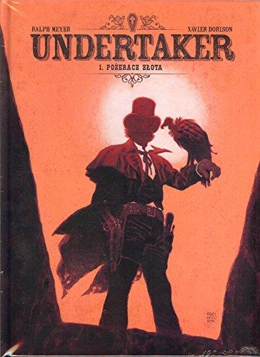 9788364360558: Undertaker Tom 1 Pozeracz zlota