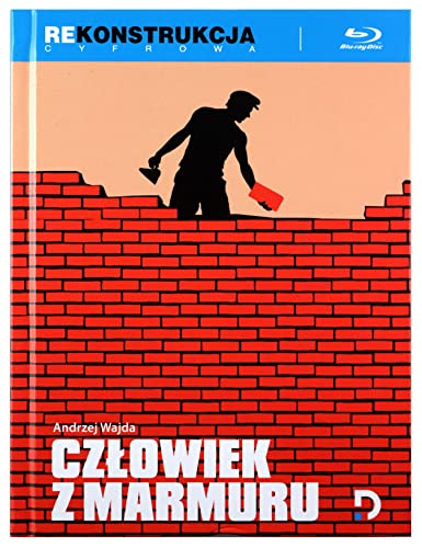 9788364361142: Czlowiek z marmuru [Blu-Ray]+[KSI??KA] (IMPORT) (No hay versión española)