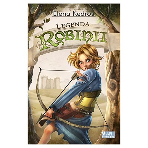 Legenda Robinii: Kedros Elena