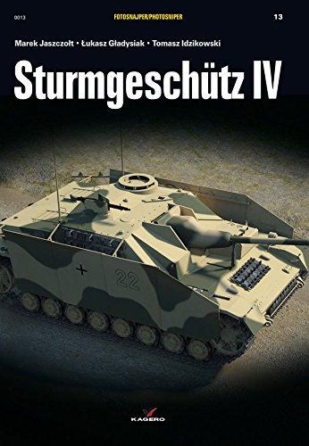 9788364596209: Sturmgeschütz IV (Photosniper)
